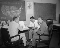 The Epidemic Intelligence Service (EIS) was established in 1951 to help protect against biological warfare and manmade epidemics.