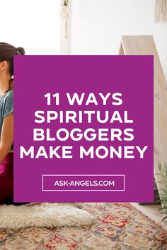 Spiritual blogging is absolutely a viable way to make money online. Want to know how Spiritual Bloggers make money? I reveal the 11 main ways here! #spiritual #abundance Change Quotes, Love Quotes, Inspirational Quotes, Way To Make Money, Make Money Online, Spiritual Guidance, Word Out, How To Get Rich, Abundance
