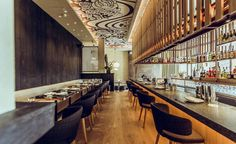 Restaurants in retail malls can be tricky propositions, but it certainly helps the cause that Issho has opened on the roof-top of the newly minted diagrid-formed Victoria Gate. Designed by architectural practice Acme, the building is Leed's latest land...