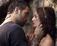 The Pillars of the Earth - Season 1 - Rufus Sewell as Tom Builder and ...