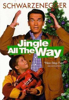 Jingle All the Way, 20th Century Fox, 1996, Arnold Schwarzenegger.