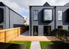 ShedKM and Urban Splash let residents design layouts for modular Manchester homes