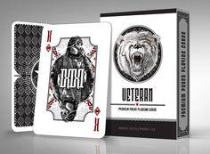 Black Market Playing Cards by Misery Dev. Ltd. — Kickstarter