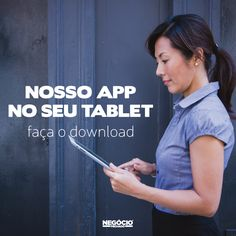 O Jornal Negócio Fechado te acompanha independente de onde estiver: jornal impresso, celular ou tablet 👍 #JNF #AppJNF #Ipatinga #TopaTudo