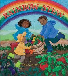 Rainbow Stew: Amazon.de: Cathryn Falwell: Englische Bücher