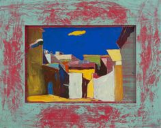 Boris Jirků - Via Etna 8 - Galerijní ulice v Jistebníku - Ostrava - Moravskoslezský kraj Ulice, Painting, Art, Painting Art, Paintings, Kunst, Paint, Draw, Art Education