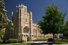 University of Northern Colorado, Greeley, Colorado - (my college)