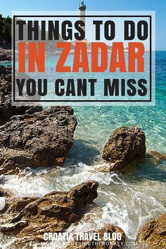 Zadar isn't as well known as Split and Dubrovnik and has in the past been overlooked as a destination by many people traveling to Croatia, but that's now changing. And, let me tell you that this ancient seaside city is jam packed with wonderful sights - I know as it's my new hometown! Click to see what I mean..