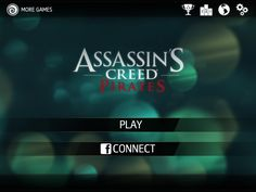 Assassin's Creed Pirates - an interesting simplified game about sailing a vessel through uncharted maps and discovering lost maps, treasure and items. Taking out hostile ships levels up XP and unlock upgrades. Storyline is depicted through static comic style images of characters, but the ships and seas are visually breathtaking. Love the songs sung by crew while on deck. Facebook connect enabled. No lite version. Not sync with other UPlay or Ubisoft account. Costs S$5.98.