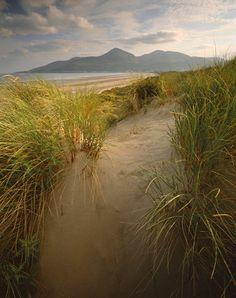 Murlough Beach, County Down, Northern Ireland.