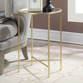 Found it at Wayfair - Gold Coast End Table