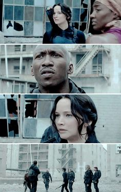 The Hunger Games-Mockingjay Part 1.