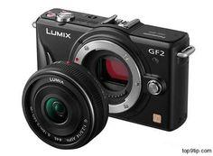 Panasonic Lumix GF2 Smallest Camera