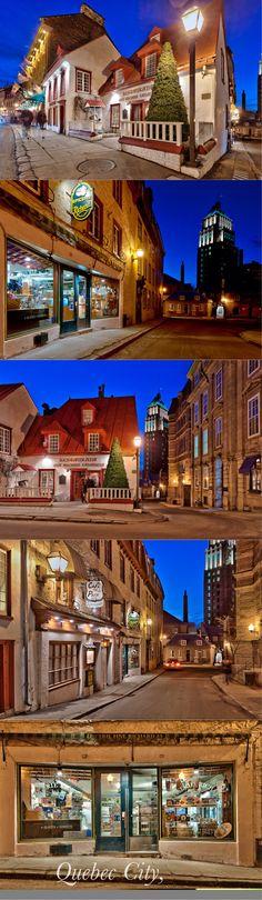Old Quebec City