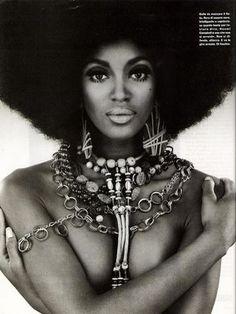 Fine Fettle: Fashion Photography: Afro Chic