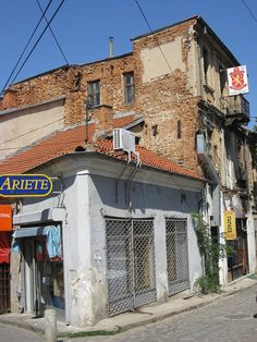Macedonia-Bitola-Turkish-bazaar , Macedonia republic