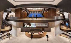 Estudio Bell, Centro Nacional de Música, Calgary, Canadá - Allied Works Architecture - © Jeremy Bittermann