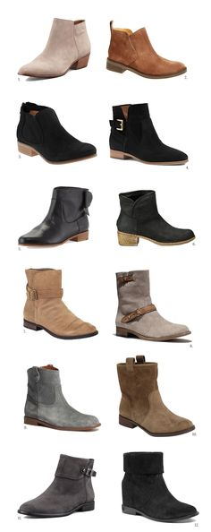 Our Favorite Casual Booties - Outfituation