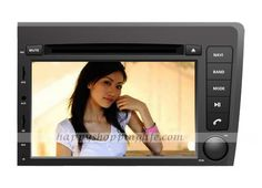 Volvo V70 DVD Player with GPS Navigation Bluetooth Touchscreen  Starting at: $401.20  Optional: Support 3G   Model: HSL-SD-191G
