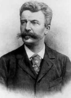 Milésimas Históricas: Un 5 de agosto De 1850 nacía Guy de Maupassant http://milesimhistoria.blogspot.com.ar/2015/08/un-5-de-agosto.html