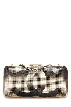 6d3cd339fef Hologram CC Minaudiere - Chanel by What Goes Around Comes Around Hologram