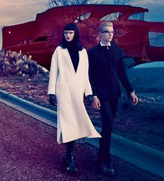 If It's Hip, It's Here: Steven Klein's Futuristic Fashion Editorial For Vogue - 6 Stunning Spreads
