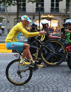 2014 27/7 rit 21 Paris/Champs-Élysées > Vincenzo Nibali