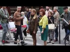 Parisian Chic for over 40, Middle Aged Glamour- Fall Edition, Part 2. - YouTube