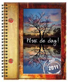 Year Diary Pluk de dag - Carpe Diem 2011