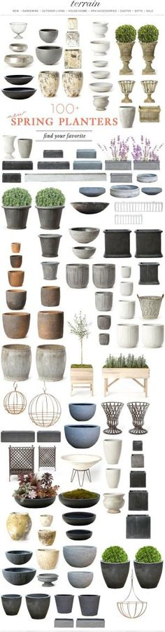 Planters by Divonsir Borges