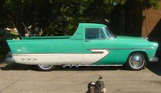 1956 Plymouth Pickup.Classic Pickup Car Art&Design @classic_car_art #ClassicCarArtDesign