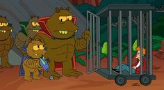 "Futurama Season 7, Episode 16 Review: ""T: The Terrestrial"""