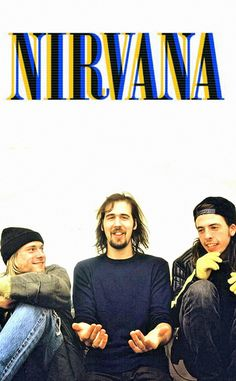 For everything Nirvana check out Iomoio Music X, Music Bands, Music Is Life, Nirvana Band, Nirvana Kurt Cobain, Dave Grohl, Grunge, Rock Tumblr, Divas