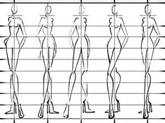 эскизы силуэтов женщин в одежде: 18 тыс изображений найдено в Яндекс.Картинках