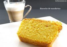 Bizcocho de mandarina - MisThermorecetas.com