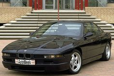 Classy and aggresive BMW 850