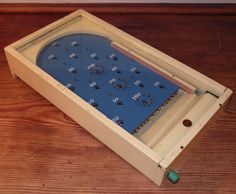 CHAD VALLEY Vintage 1950s Bagatelle PINBALL GAME