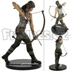 Tomb Raider - Lara Croft PVC Statue 23 cm | Figures.cz