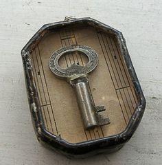 Package for a Key Antique Keys, Vintage Keys, Vintage Jewelry, Under Lock And Key, Key Lock, Key Meaning, Old Keys, Key To My Heart, Door Knobs