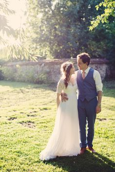 Amélie and Christophe wedding in France