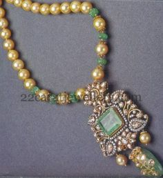 Jewellery Designs: South Sea Pearls Royal Necklace