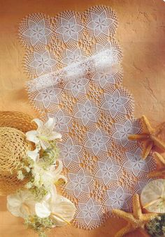 Patterns and motifs: napkins