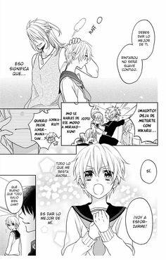 Kenka Bancho Otome ~ Koi no Battle Royale ~ Capítulo 3 página 5 (Cargar imágenes: 10) - Leer Manga en Español gratis en NineManga.com