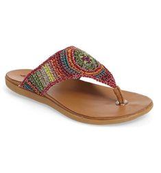 29d2c084b Main Image - Sakroots Sarria Flip Flop (Women)  WomenShoesWedding   WomenShoesRunning