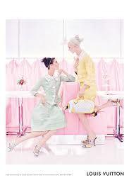 Louis Vuitton SS12 Campaign