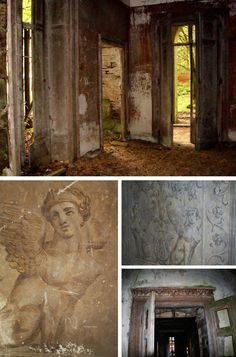 Haddo House: The Eerie Abandoned Mansion of Inverkeithny