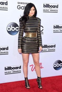 Kylie Jenner Billboard Awards 2015