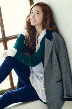 Be still my heart #JessicaJung #eSoup #Beautiful