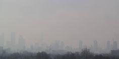 La contaminación atmosférica reduce hasta un año nuestra esperanza de vida