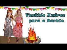 #COSTURANDO Short social para a Barbie - YouTube